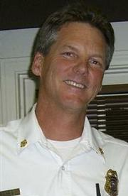 MFD Chief Kevin Wallace