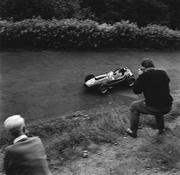 """Phil Hill, Grand Prix of Germany, N¼rburgring, 1958."""