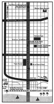Fiesta Map