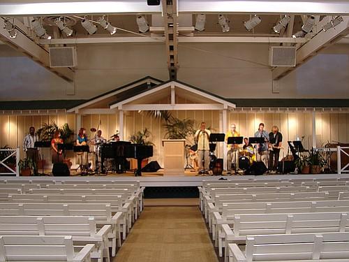 Santa Barbara's Calvary Chapel