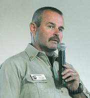 Dan Kleinman speaks about the Zaca Fire.