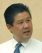 NLRB attorney Brian Gee