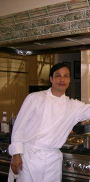 Chef Roberto Cortez