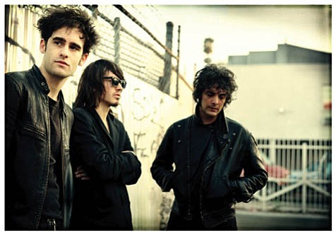 Black Rebel Motorcycle Club just came out with its fourth CD, Baby 81, which offers up some good, old-fashioned counterculture protest mantras.