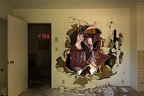 """Wayne McCall's """"Bifurcation"""" (2007)."""