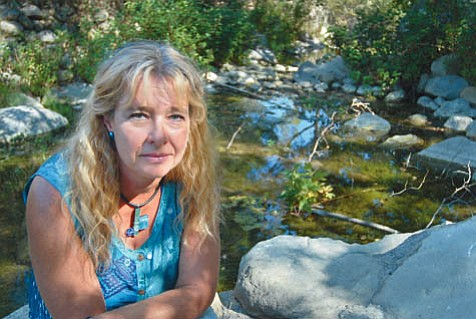 Biologist Natasha Lohmus is searching the creeks for illegal pumps, but it will take a village to save Southern California's native trout from drought and the Zaca Fire's aftermath.