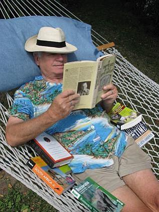 Barney's summer reading