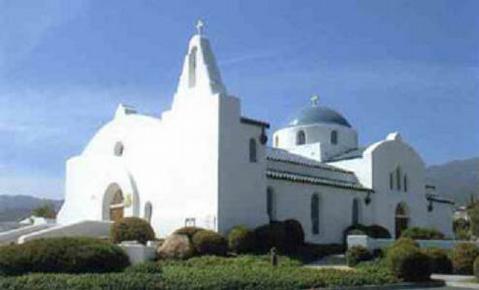 Saint Barbara Greek Orthodox Church