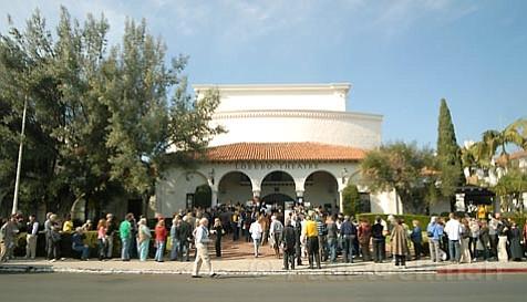 The Lobero Theatre