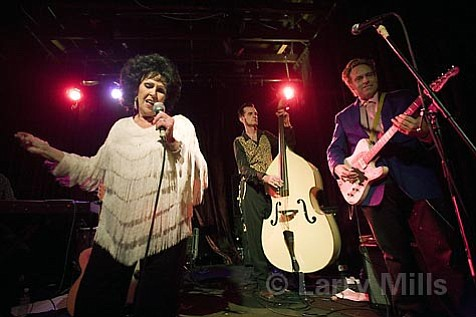 "Proving she can still ""Rip It Up,"" Wanda Jackson powered through her 90-minute set at Velvet Jones last Saturday night."