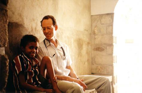 "Dr. Paul Farmer and his international charity organization, Partners in Health, are revolutionizing the way the world understands infectious disease by proving that ""untreatable"" illnesses such as AIDS can be addressed effectively, even in poor settings."