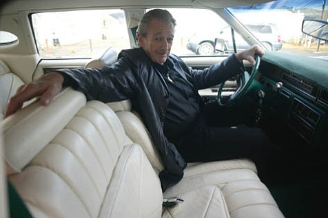 Charlie Musselwhite is a harmonica legend and a fan of vintage Detroit automobiles.