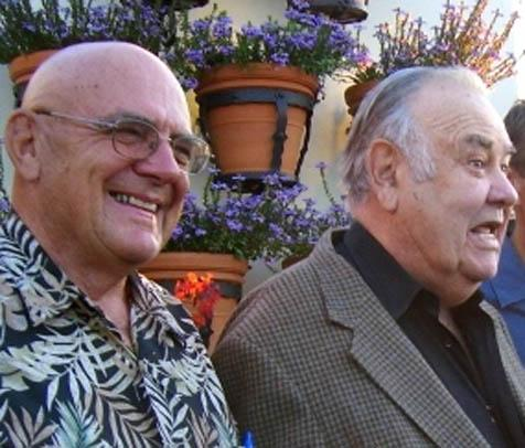 McElwee and Jonathan Winters.