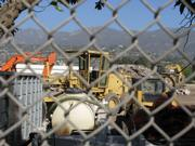 Site clearing begins for Fess Parker's new hotel