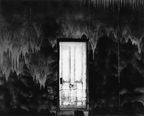 "Oliver Gagliani's ""Untitled (Door & Ice),"" 1973."