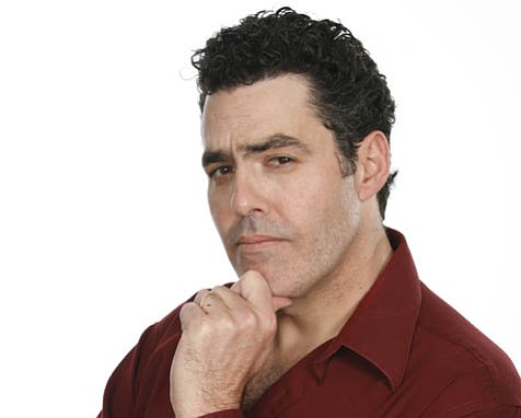 Funnyman Adam Carolla puts his foul mouth and dry wit to work hosting the West Beach Music Festival this Saturday.