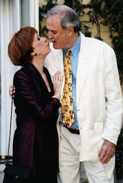 Carol Burnett and John Cleese