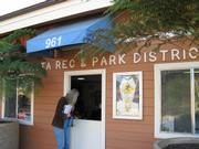 The Isla Vista Recreation and Park District office is quite the community hub.