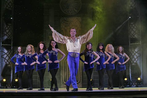 In the mid '90s, Michael Flatley took step dancing to great new heights with his almost inhuman leg flailing skills. And even though Flatley is no longer headlining, Lord of the Dance still lives on.