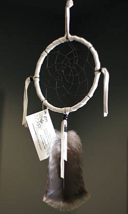 Dreamcatchers and other dream-related gifts and books can found at Paradise Found.