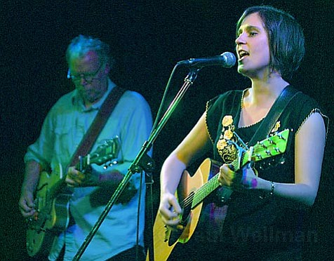 Natalie D-Napoleon and friends gathered and jammed in celebration of the release of her new album, After the Flood.