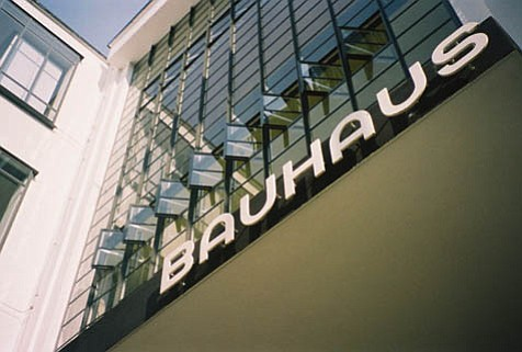 Bauhaus, Dessau.