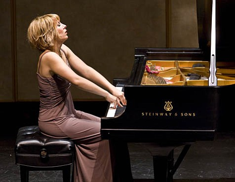 Ingrid Fliter gave one of the year's most exciting piano recitals.