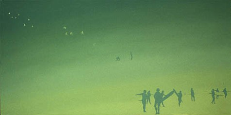 <p>The Contemporary Arts Forum plays host to <em>Glass Love: Contemporary Art and Surf</em>.