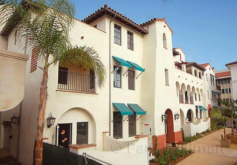 The Casas las Granadas apartments represent 12 housing units down, with 2,321 more to go in the City of Santa Barbara under the old state mandates. Now the numbers are back on the table.