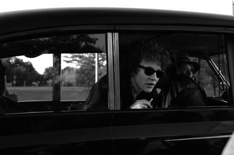 Christian Bale is one of the six actors who portrays Bob Dylan in <em>I'm Not There</em>, which comes out this weekend.