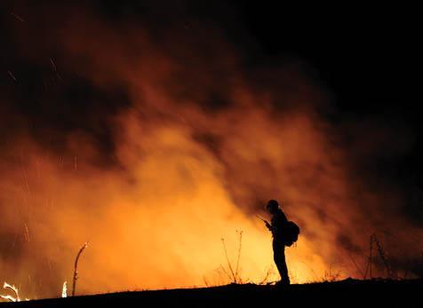 Zaca Firefighter