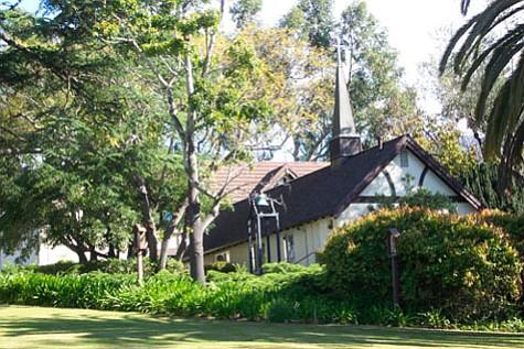 Chapel at St. Mary's Retreat House