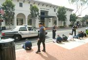 State and Carrillo streets, the scene of the tragic events that unfolded that day.