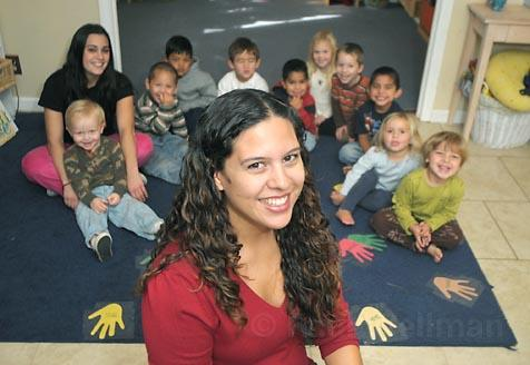 A loan from Santa Barbara's own micro-lender Women's Economic Ventures will allow Neosha De La Mora to expand her daycare business, Little Fish by the Sea in Carpinteria. De La Mora borrowed $40,000 in 2007 to pursue her vision of the ideal family-style preschool and daycare center.