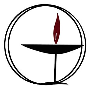 Logo for the Unitarian Universalist Church