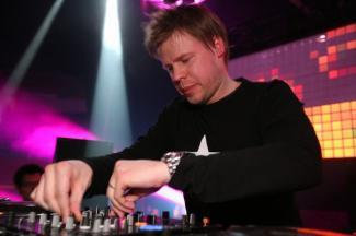 Dutch DJ Ferry Corsten