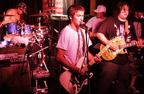 Santa Barbara's Iration said so long to their fans last Thursday at Velvet Jones. They'll be hitting the road with Pepper starting this week.