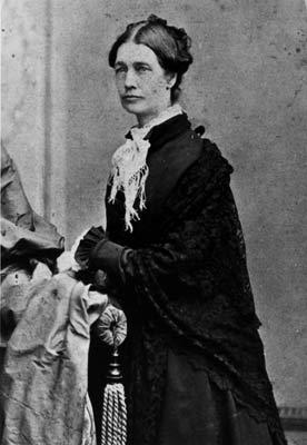Sara Plummer opened up Santa Barbara's first library, the Lending Library and Stationery Depot, in March 1871.