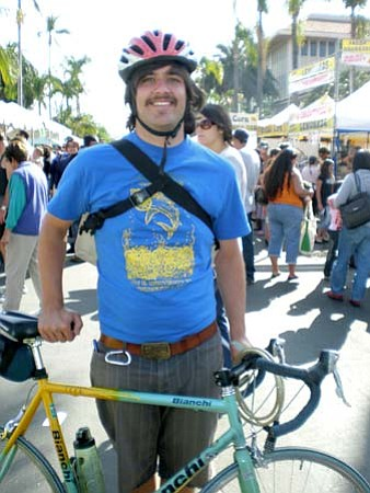 Goleta bike enthusiast York Shingle