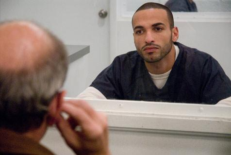 Haaz Sleiman stars as an immigrant in New York in Tom McCarthy's <em>The Visitor</em>.