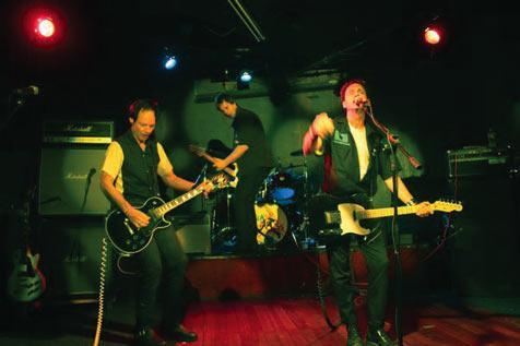 Clash City Rockers