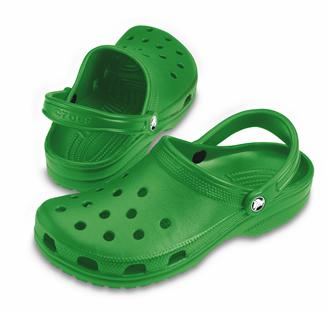 What Crocs look like.