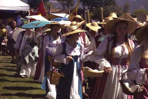 Ojai Renaissance & Pirate Faire