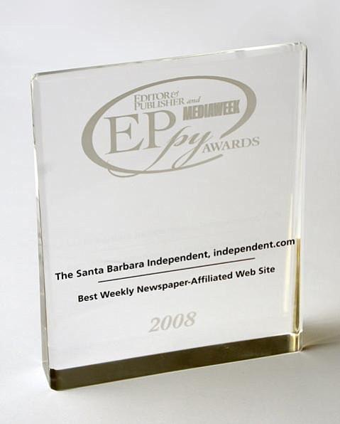 2008 EPpy Award