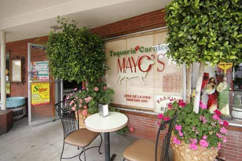 Mayo's Taqueria Y Carniceria