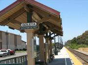 Goleta Train station