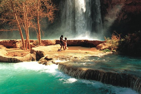 Still from Grand Canyon Adventure: River at Risk 3D