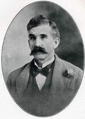 Peveril Meigs grew a variety of crops on the Mesa in the late 1800s and was an active community member.