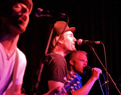 Solvang ska band Mad Caddies delivered the hits to a packed house on Sunday at Velvet Jones.