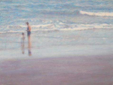 "Warren Holt's ""Wading in the Tide."""
